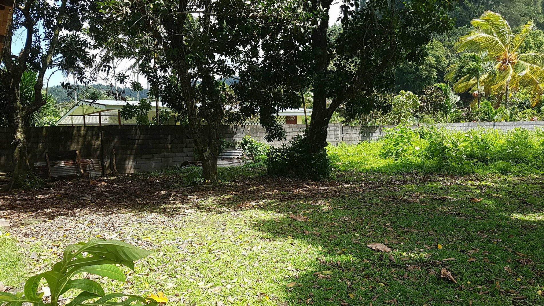 Vente papeari cote montagne terrain de 795m2 et une maison for Demolir une maison prix
